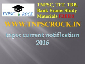 tnpsc current notification 2016 (1)