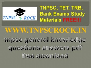 tnpsc general knowledge questions answers pdf free download (3)
