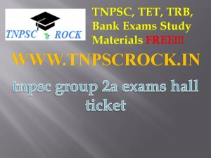 tnpsc group 2a exams hall ticket (1)