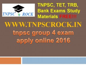 tnpsc group 4 exam apply online 2016 (4)