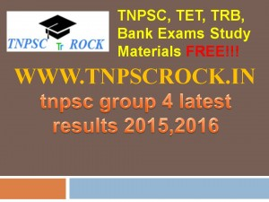 tnpsc group 4 latest results 2015,2016 (4)
