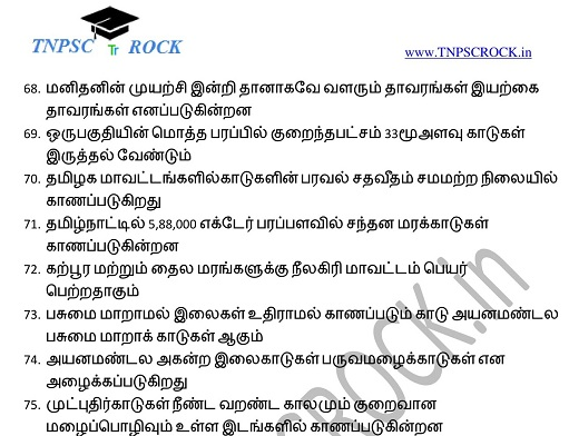 General Knowledge Questions with Answers in Tamil 2017